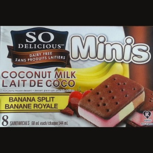 So Delicious Dairy-Free Minis