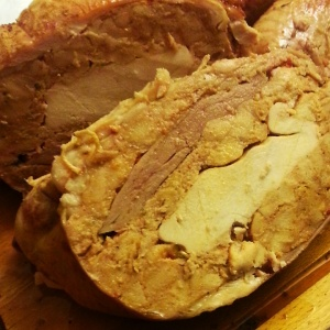 Turducken | one happy tummy